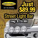 Save $30 on Smittybilt Street Light Bar