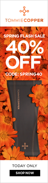 Tommie Copper Spring Flash Sale - 40% Off With Code SPRING40 - Today only.  Shop Now!