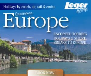 Leger Holidays European Tours