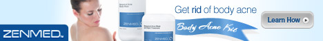 Get Rid of Body Acne with the Body Acne Combo by ZENMED
