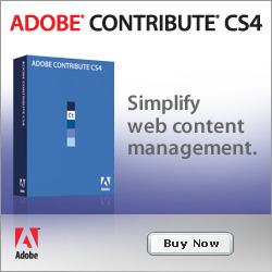 Adobe Contribute CS4