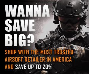 Airsoft Megastore - Wanna Save Big?