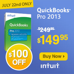 40% off QuickBooks Desktop