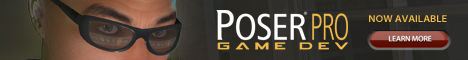 Poser Pro 2014 Game Dev