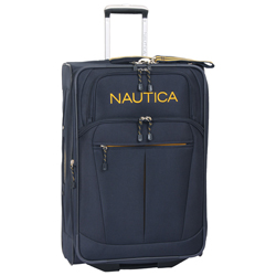 Holiday Special - Nautica Helmsman 25 inch Suitcase Now Only $64.95 Org. $320.00 plus free shipping. Use Promo Code LGHM at checkout.
