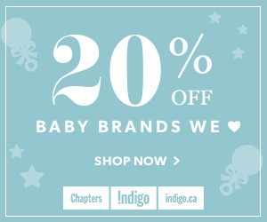 The Baby Event: 20% off Baby Brands We Love