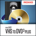 New! Easy VHS to DVD