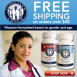 Shop Clinicians-Choice.com