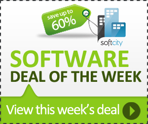 SoftCity Deal of the Week - Save up to 60%