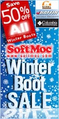 SoftMoc.com- 50% Off All Winter Boots