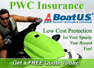 Personal Watercraft (PWC) Insurance - Marine Insurance Program