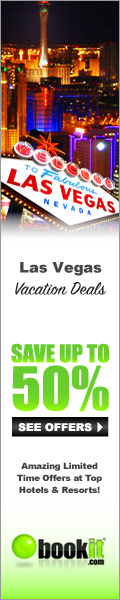 Vacation Deals for Las Vegas by BookIt.com®