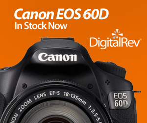 Canon EOS 60D Shop Now
