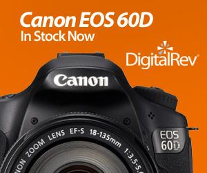 Canon EOS 60D Shop Now
