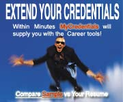 Extend Your Credentials