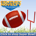 Football Fun at Century Novelty