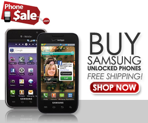 Buy Unlocked Samsung Phones Today!