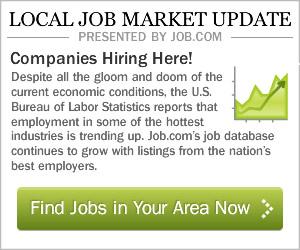 Find a new job at Job.com!