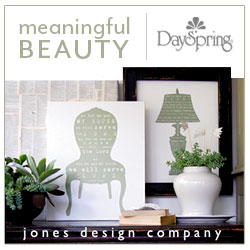 Shop new Jones Design Prints at DaySpring.com!
