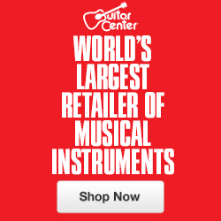 Great Savings at Guitar Center