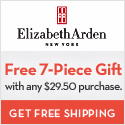 Elizabeth Arden Coupon: 7 Piece Deluxe Beauty Gift Set for FREE w/$29.50+ order