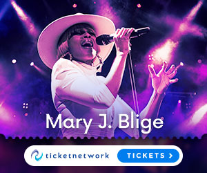 Mary J Blige biljetter