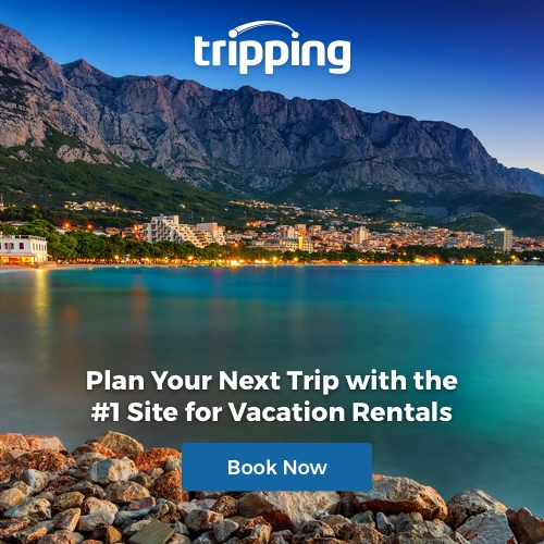 Tripping - Largest vacation rental search engine worldwide