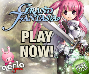 Free MMORPG - Grand Fantasia