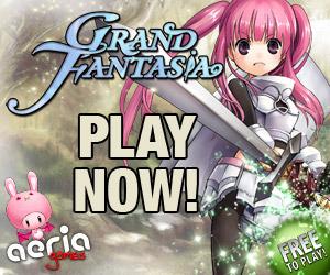 Free  MMORPG - Grand Fantasia