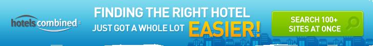 Busca los mejores precios con  HotelsCombined.com