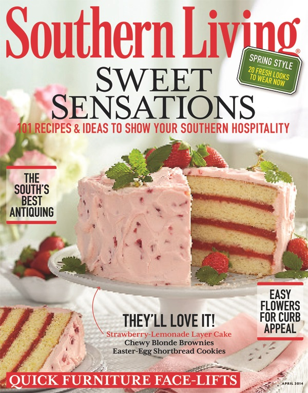 Get 1 year of Southern Living for Just $10!