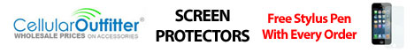 CellularOutfitter - Screen Protectors