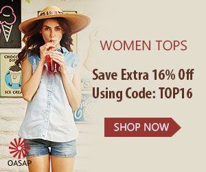 Save Extra 16% Off Using Code: TOP16