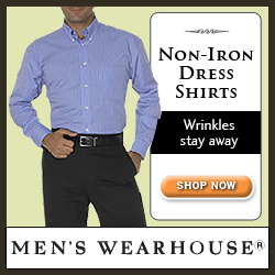Non-Iron Dress Shirts