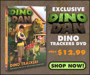 Shop the New Dino Dan Official Store!