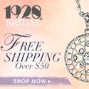 Shop beautiful bridal styles at 1928bridal.com!