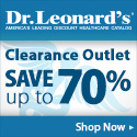 Dr. Leonard's Clearance