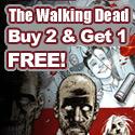 Walking Dead - Buy 2 Get 1 Free