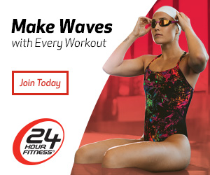 Studio Classes without Studio Prices at 24 Hour Fitness!