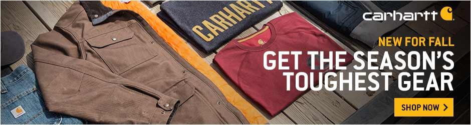 Shop New Fall Gear at Carhartt.