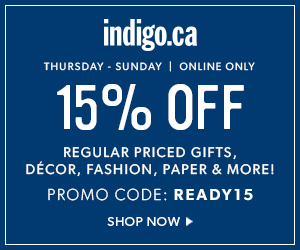 15% off with code READY15 (ends Aug 19)