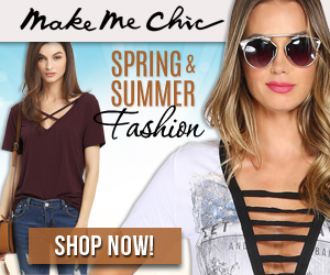Shop MakeMeChic.com for the latest in Spring and Summer fashion