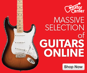Massive Selection of Guitars Online Guitar Center