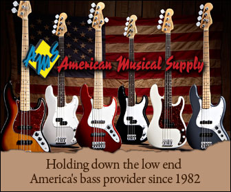 American Musical Supply - Your Bass Source