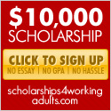 Scholarships 4 Working Adults