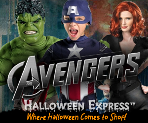 Avengers Costumes at Halloween Express