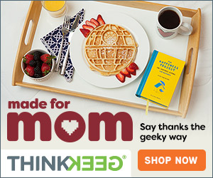 ThinkGeek Mother's Day Gift Center