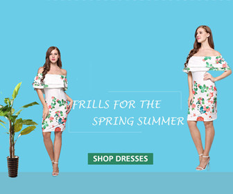Frills For The Spring Summer