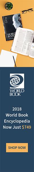 2018 World Book Encyclopedia
