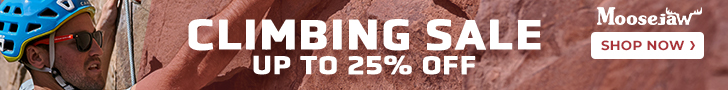 Climbing Sale: Up to 25% off Climbing gear